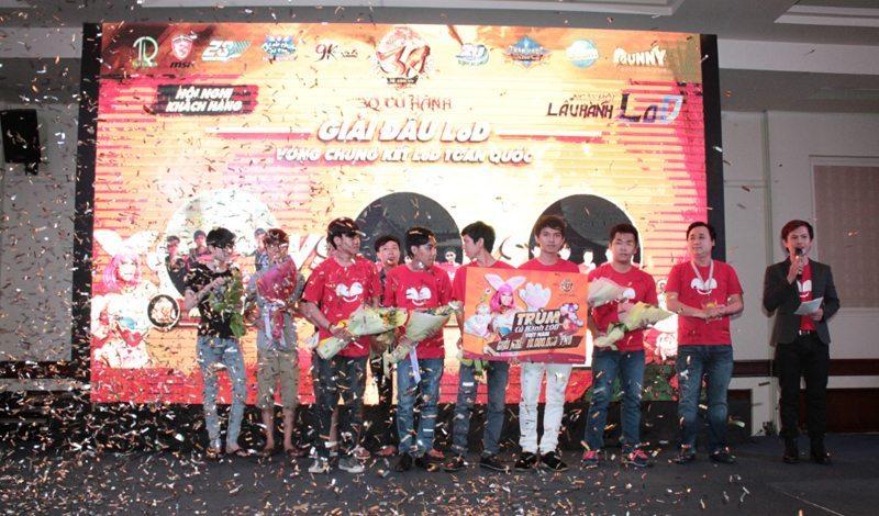 Quy Nhơn Net là nhà vô địch của Trùm Củ Hành LOD