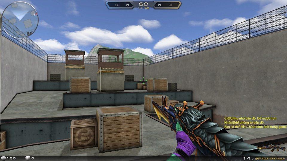 webgame 1shot