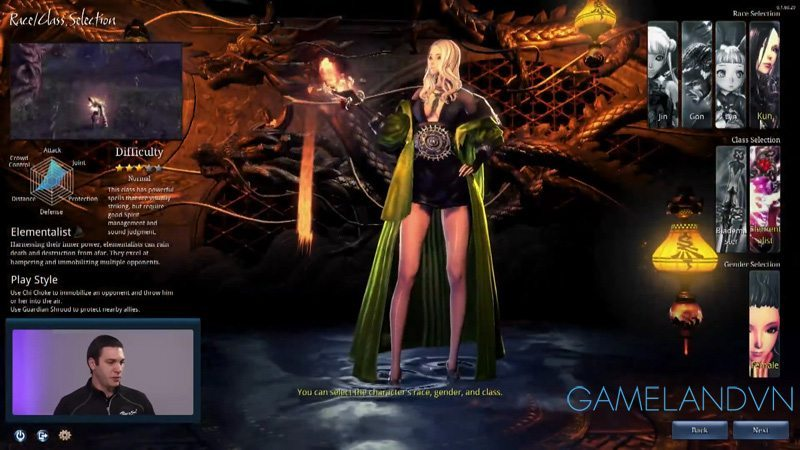 blade & soul tieng anh