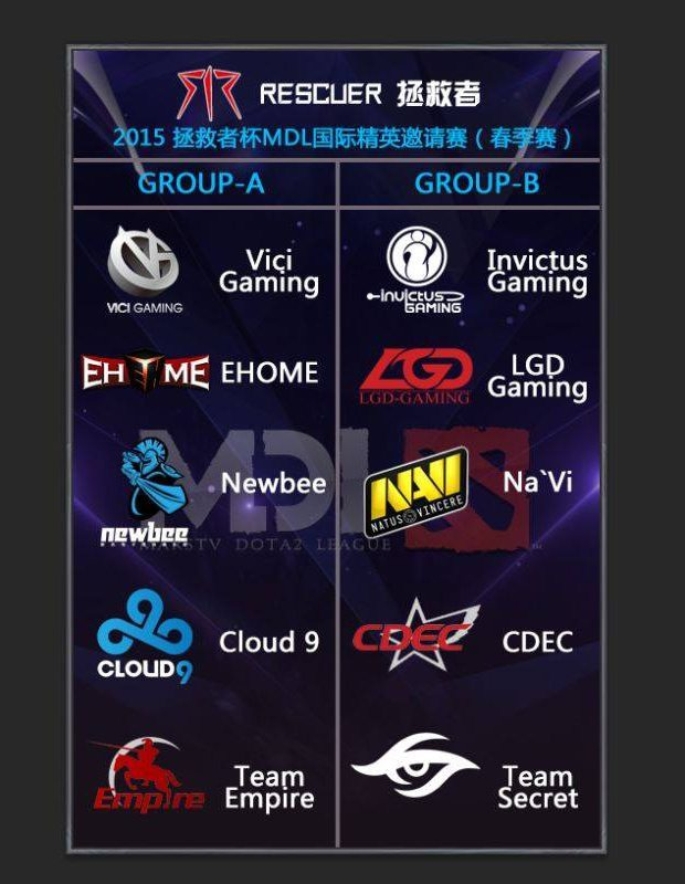 marstv dota 2 league 2015