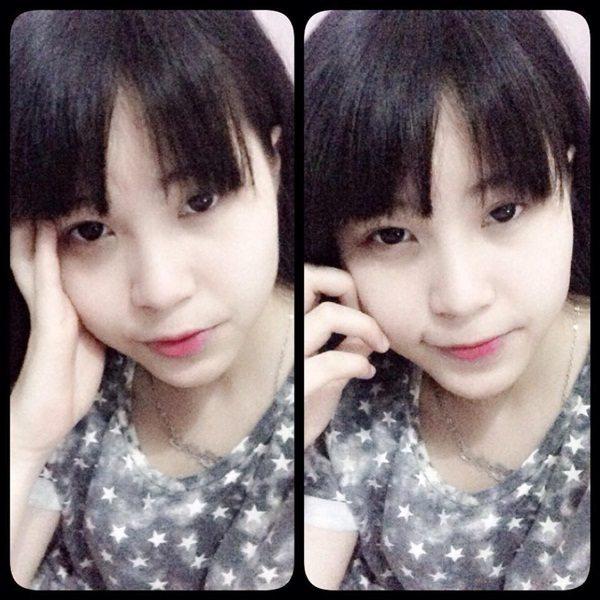 Luôn xuất hiện với hình ảnh baby dễ thương, Nguyễn Châu Khanh sinh năm 1997 đến từ Hà Nội còn rất vui tính nữa.