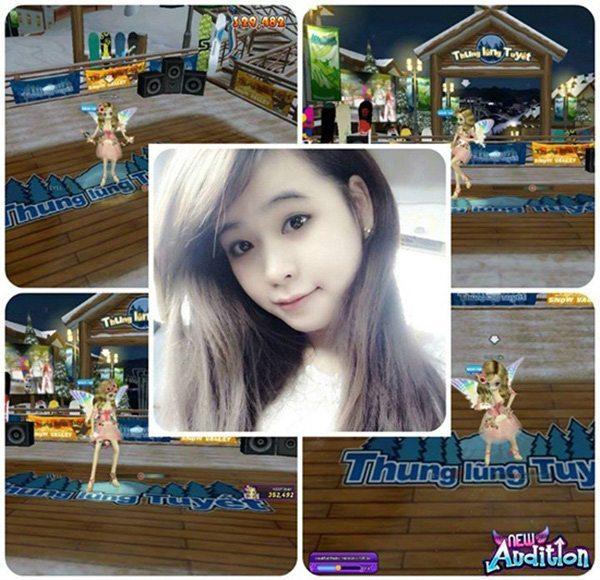 Nguyễn Thị Huyền Trang đến từ Club Audition Đồng Nai.