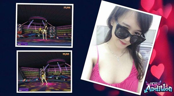 Phương Anh đến từ Club Audition Hà Nội.
