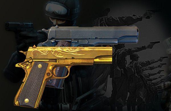 Dual Colt Ultimate Goldsmith