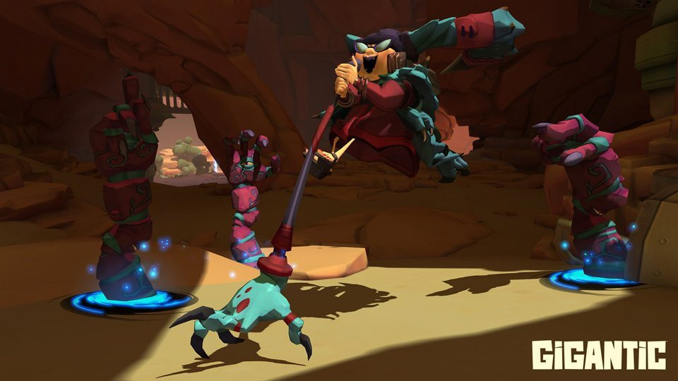 gigantic closed beta