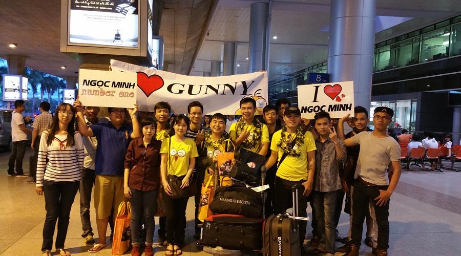 Gunny World Championship 2015