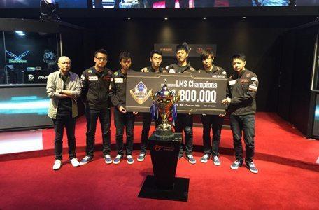 LMHT: ahq vô địch LMS Mùa Hè 2015 3