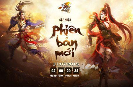Võ Lâm Miễn Phí sắp trình làng phiên bản mới 2