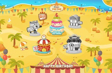 Zing Me công bố chuỗi sự kiện đón sinh nhật thứ 6 5