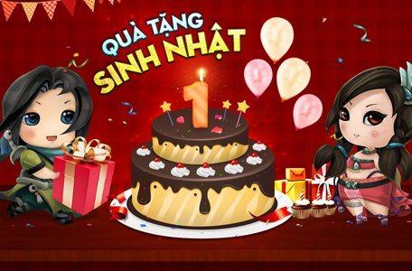 Tặng giftcode Phong Vân Vô Song 4