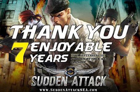 Asiasoft đóng cửa Sudden Attack trên toàn Đông Nam Á 2