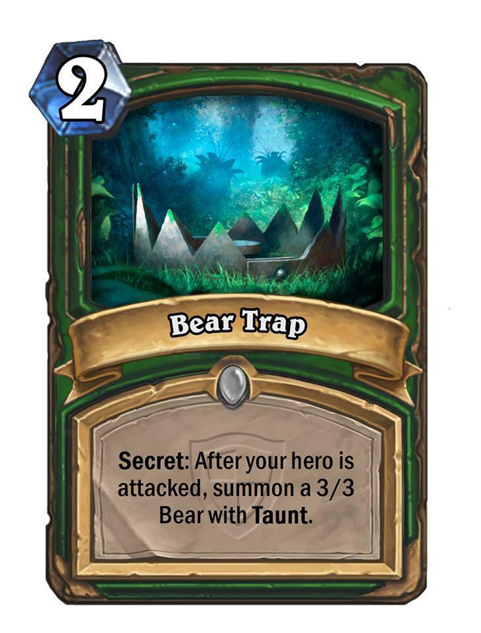 Hearthstone new cards