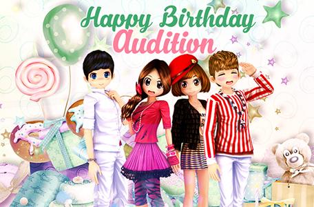 Audition đón sinh nhật tại 14 tỉnh thành trên cả nước 8