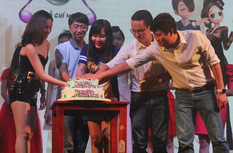 Toàn cảnh VIP Birthday mừng sinh nhật Audition tại HCM 4
