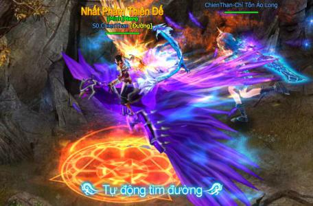 VTC Mobile phát hành webgame Chiến Lực Vô Song 4