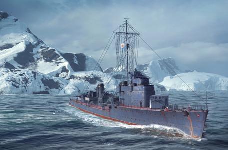 World of Warships ra mắt nhánh tàu Liên Xô 4