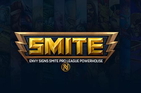 SMITE: Team EnVyUs chiêu mộ AFK Gaming 5