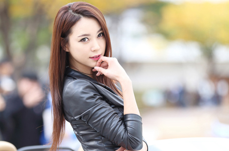 G-STAR 2015: Ju Da Ha khoe dáng cùng siêu xe 7