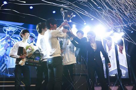 Hủy diệt CJ Entus, ESC Ever vô địch LoL KeSPA Cup 2015 1