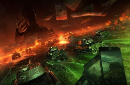 World of Tanks Generals ra mắt phiên bản chính thức 1