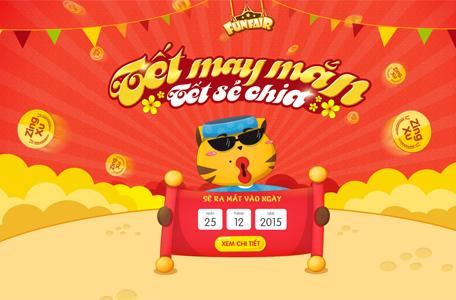 Zing Me Fun Fair trở lại cùng Tết Nguyên Đán 2016 3