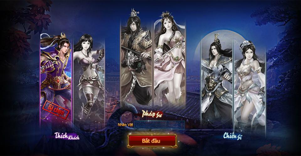 GameLandVN tặng giftcode Huyết Chiến Thần Ma