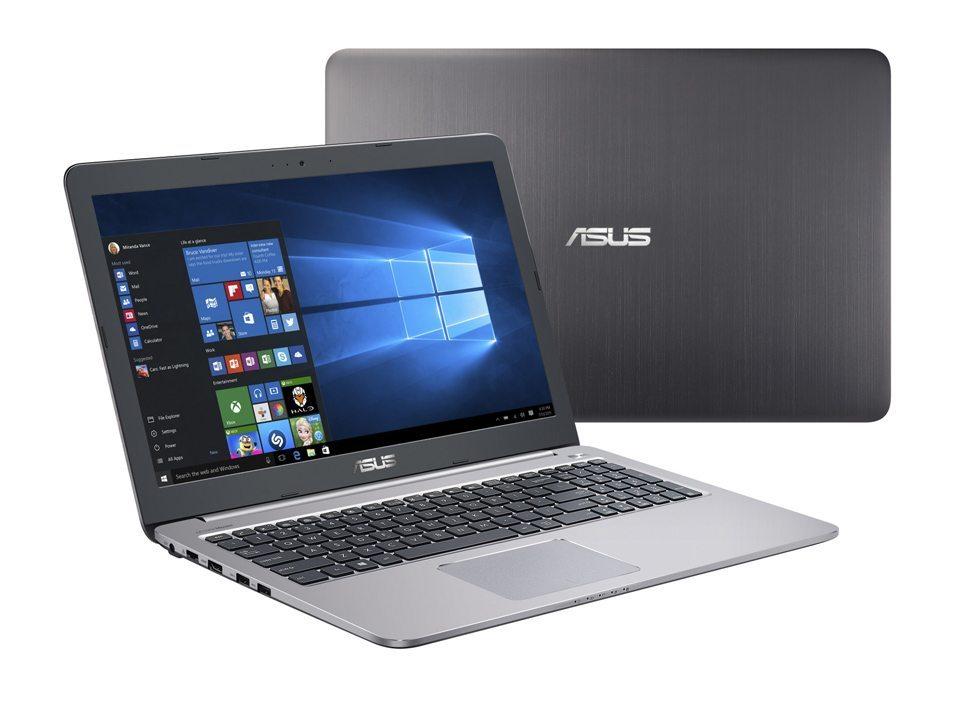 ASUS trình làng laptop có màn hình 4K/UHD K501UX