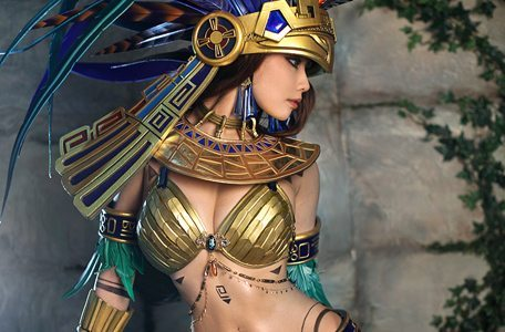 Spiral Cats tung cosplay Civilization Online cực chất 1