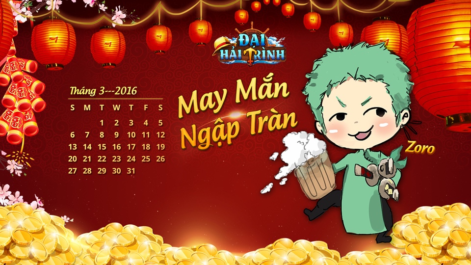 2T tung lịch Đại Hải Trình đón Tết Bính Thân 2016