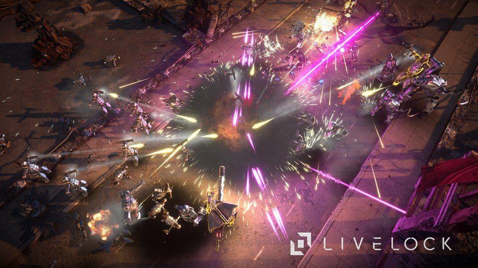 Perfect World Entertainment công bố trò chơi mới Livelock
