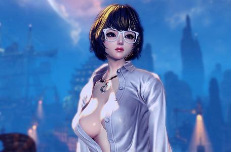 """""""Bỏng mắt"""" với trang phục Valentine trong Blade & Soul 6"""