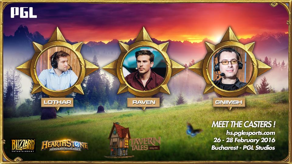 PGL Spring Tavern Tales 2016 sắp khởi tranh