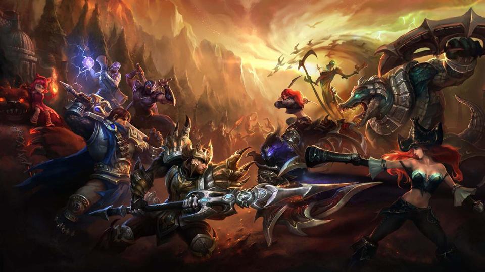 LMHT: Riot Games khai tử chế độ Cướp Cờ