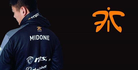 Phỏng vấn Fnatic.MidOne: Tôi muốn chơi giỏi hơn s4