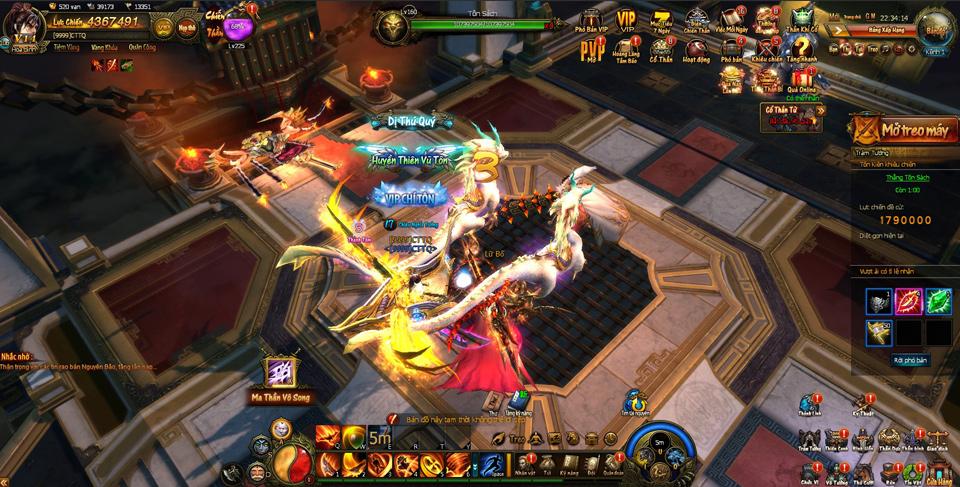 Webgame Chiến Thần Tam Quốc sắp có mặt trên cổng game 360game.vn