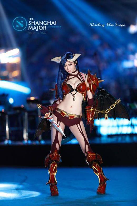 Chiêm ngưỡng cosplay Dota 2 tại Shanghai Major 2016