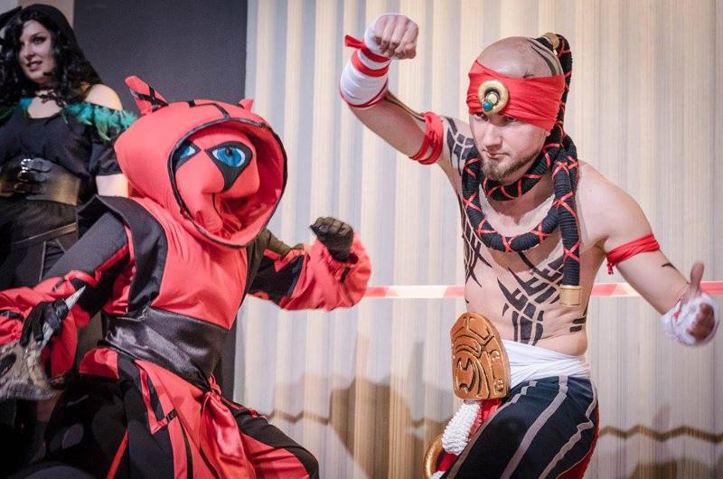 Chiêm ngưỡng cosplay LMHT tại IEM Katowice 2016 - Ảnh 04