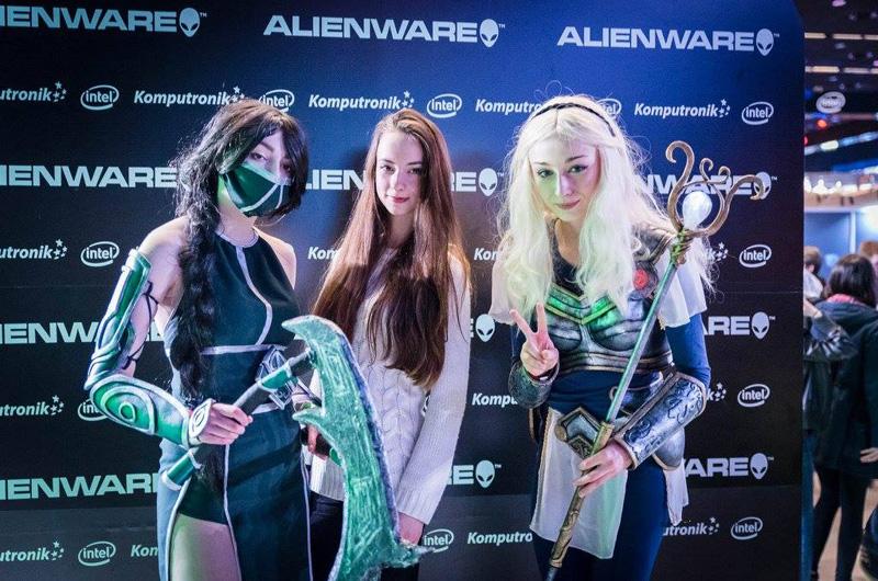 Chiêm ngưỡng cosplay LMHT tại IEM Katowice 2016 - Ảnh 06
