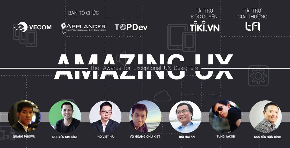 Applancer tổ chức cuộc thi Amazing UX
