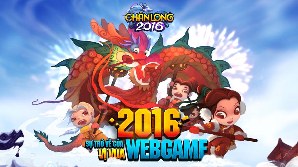 Chân Long 2016 ra mắt vào ngày 18/03/2016