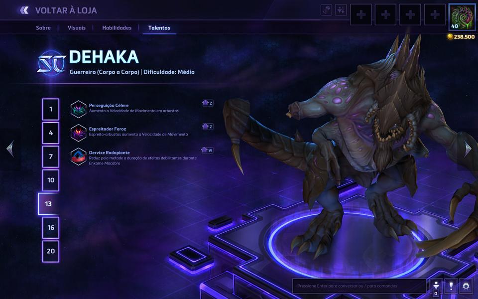 Dehaka Heroes of the Storm