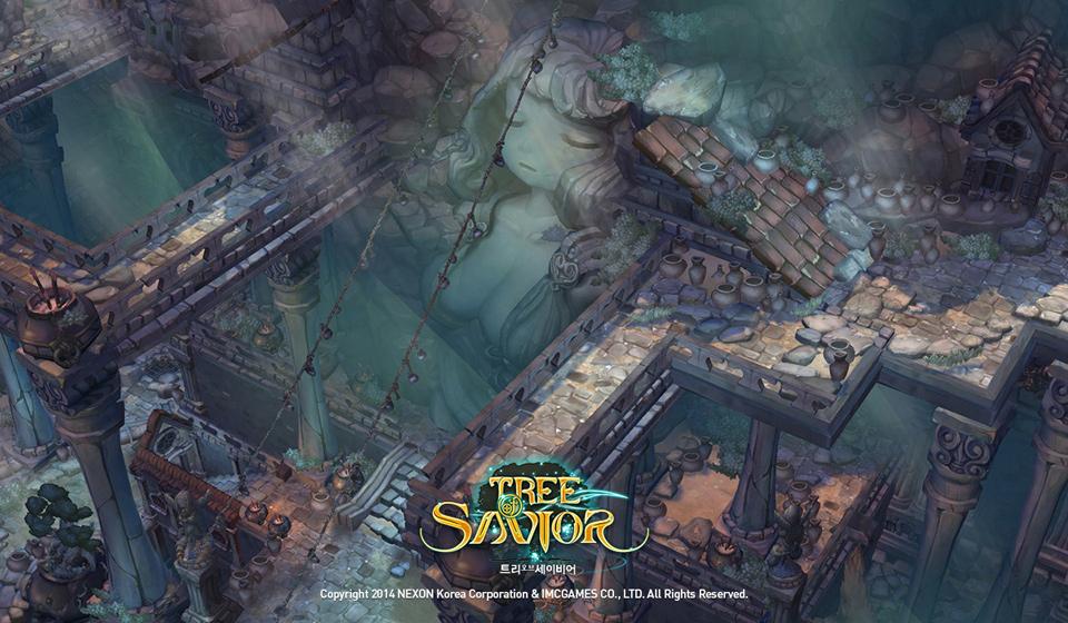 Tree of Savior cập bến Đài Loan, Hồng Kông và Ma Cao