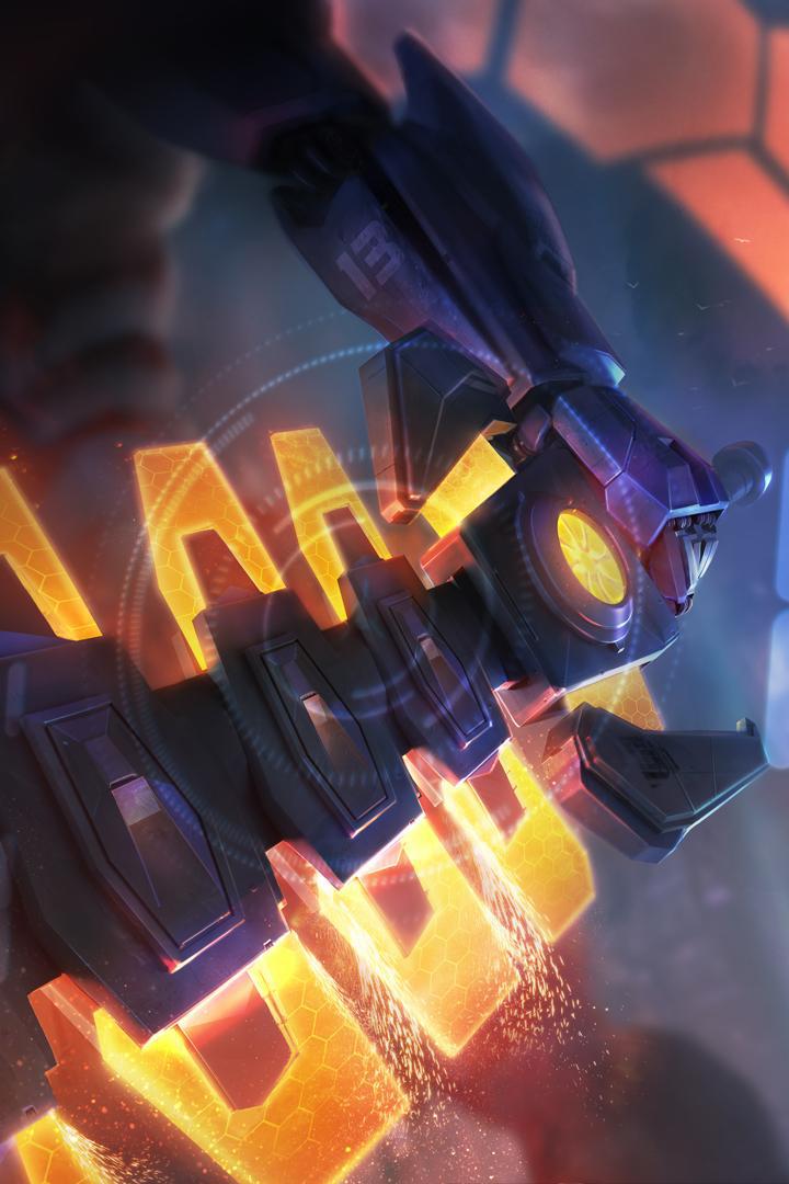 Riot Games hé lộ trang phục mới của Sion