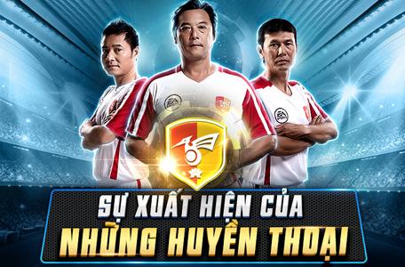 Hồng Sơn, Huỳnh Đức, Công Minh có mặt trong FIFA Online 3 8
