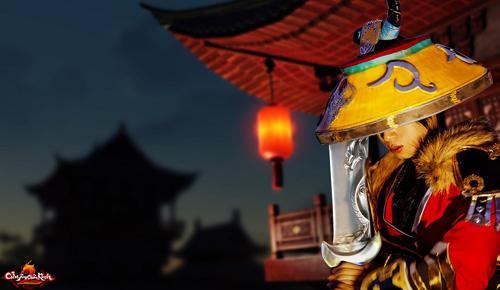 Cosplay Cửu Âm Chân Kinh: GOSU tung cosplay bốn môn phái mới - Ảnh 08