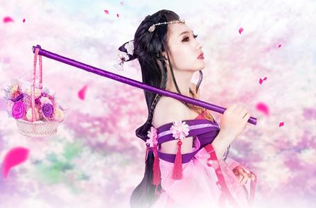 Cửu Âm Chân Kinh: GOSU tung cosplay bốn môn phái mới 10