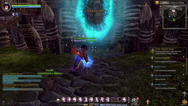 Các khu vực luyện cấp trong Dragon Nest - Ảnh 01
