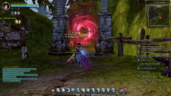 Các khu vực luyện cấp trong Dragon Nest - Ảnh 02