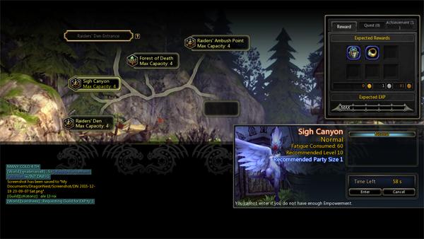 Các khu vực luyện cấp trong Dragon Nest - Ảnh 03