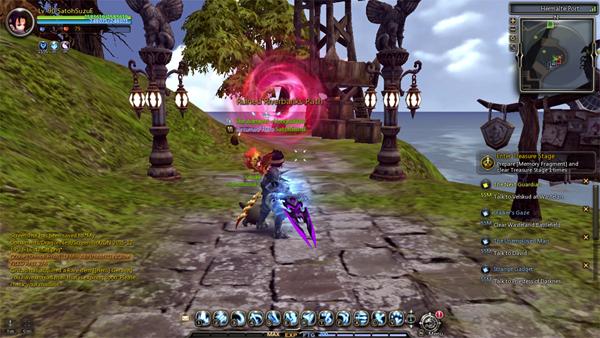 Các khu vực luyện cấp trong Dragon Nest - Ảnh 07